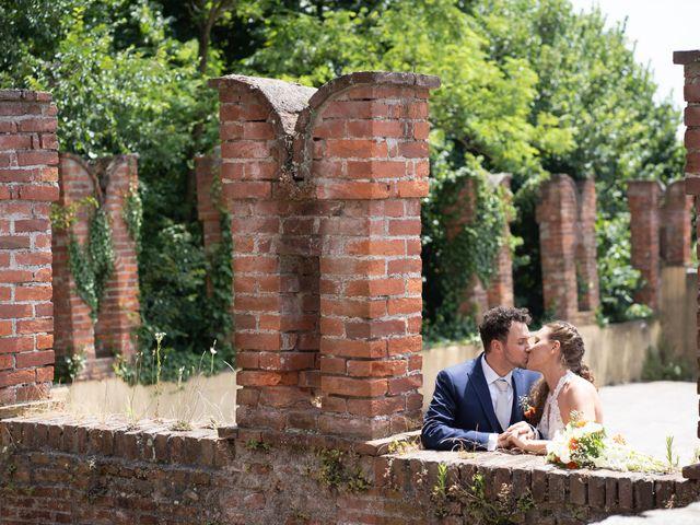 Il matrimonio di Andrea e Clara a Seveso, Monza e Brianza 27