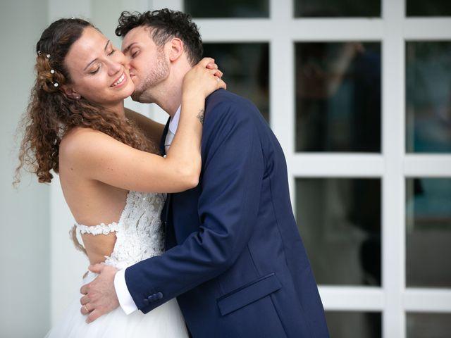 Il matrimonio di Andrea e Clara a Seveso, Monza e Brianza 30