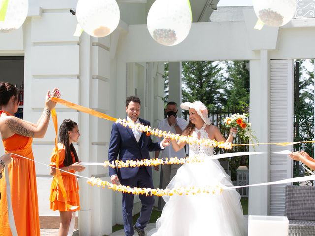 Il matrimonio di Andrea e Clara a Seveso, Monza e Brianza 31