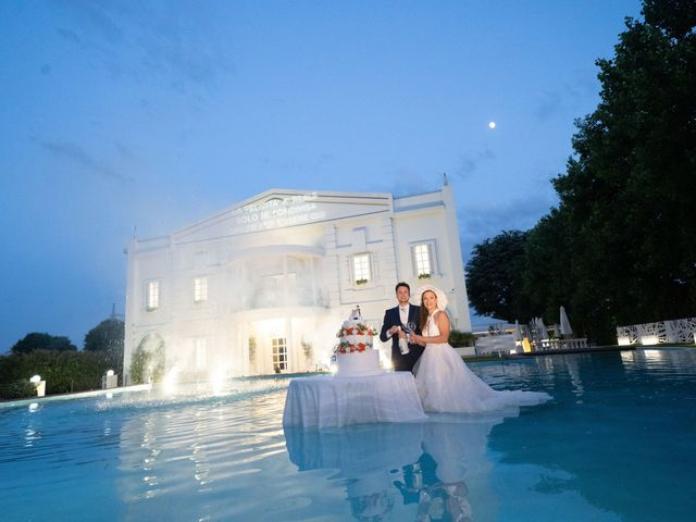 Il matrimonio di Andrea e Clara a Seveso, Monza e Brianza 34