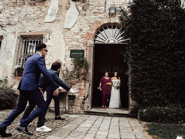 Il matrimonio di Luca e Federica a Rovolon, Padova 2