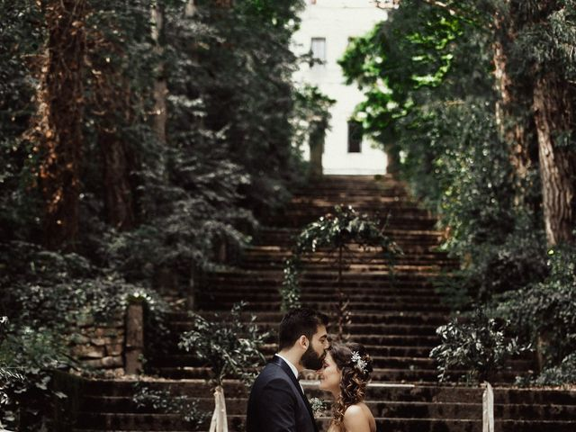 Il matrimonio di Luca e Federica a Rovolon, Padova 9