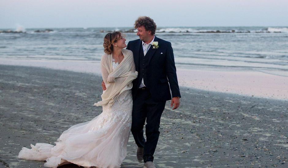 Il matrimonio di Matteo e Samantha  a Cervia, Ravenna