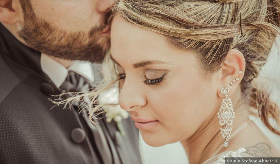 Il matrimonio di Marco e Michela a Pozzuoli, Napoli