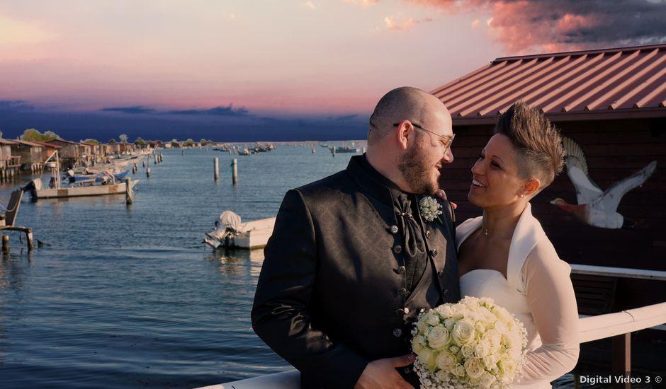 Il matrimonio di Giacomo e Silvia a Porto Tolle, Rovigo