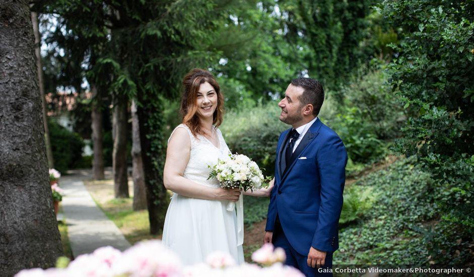 Il matrimonio di Roberto e Elisa a Alzate Brianza, Como