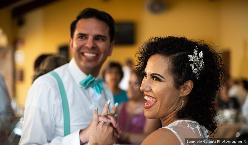 Il matrimonio di Jonathan e Brenda a Como, Como