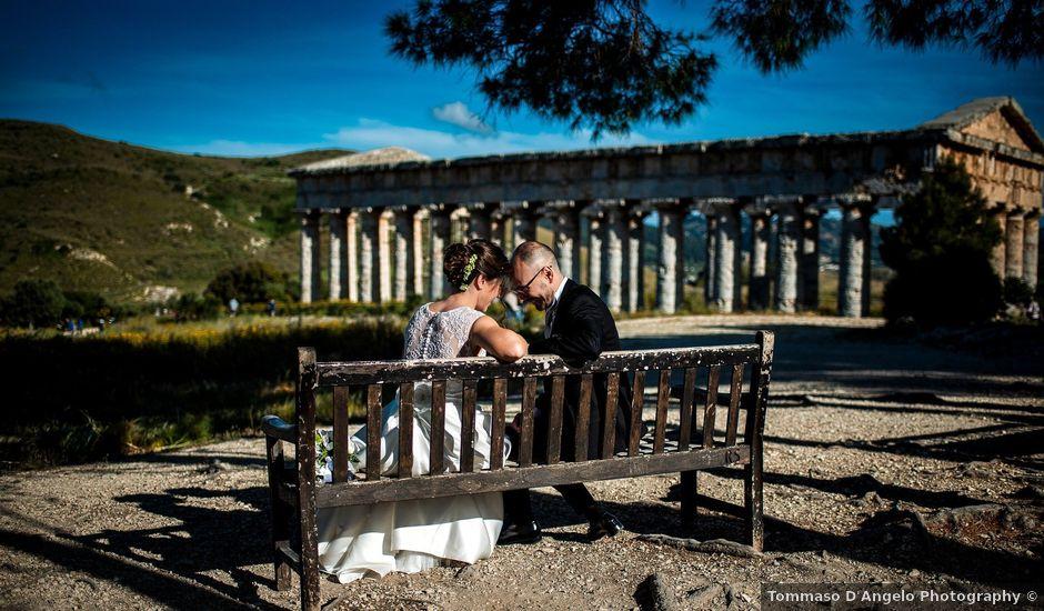 Il matrimonio di Simone e Erika a Calatafimi-Segesta, Trapani