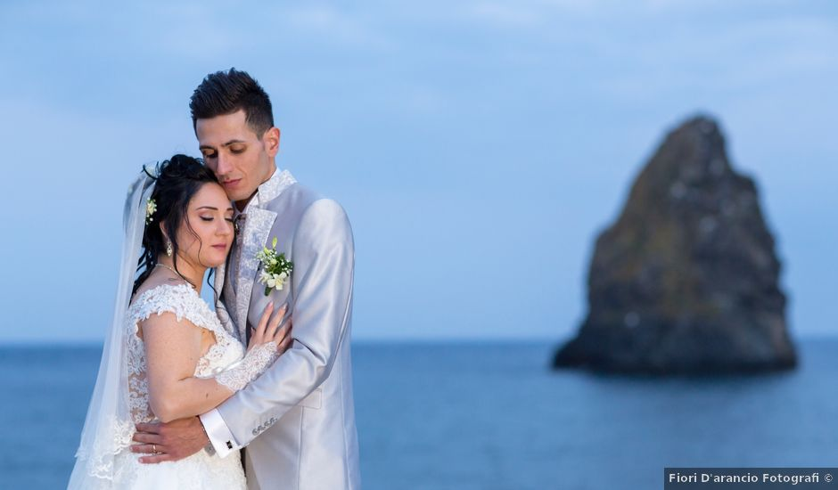 Il matrimonio di Loredana e Alessandro a Biancavilla, Catania