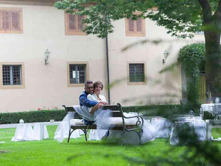 Le nozze di Angela e Mauro