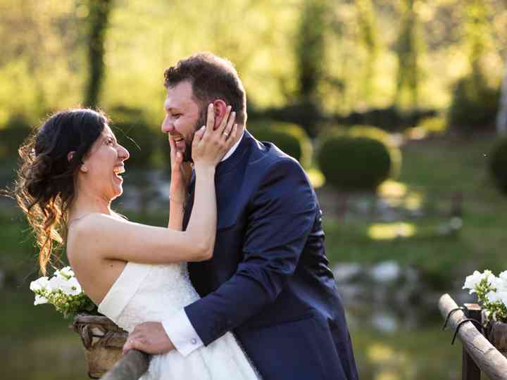 Le nozze di Greta e Walter