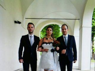 Le nozze di Isa e Danny 1