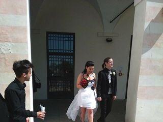Le nozze di Isa e Danny 2