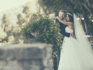 Le nozze di Romina e Riccardo