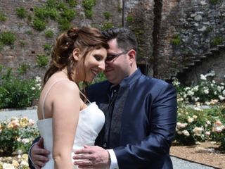 Le nozze di Luca e Sara