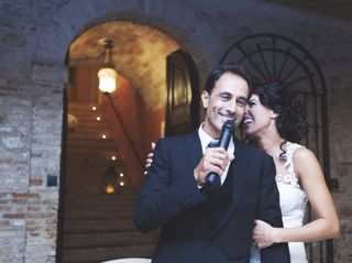 Le nozze di Simona e Alfredo
