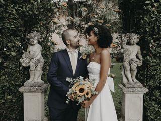 Le nozze di Mabel e Andrea