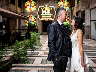 Le nozze di Angelo e Gloria 1