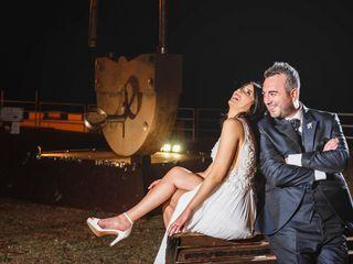 Le nozze di Angelo e Gloria