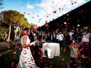 Le nozze di Anais e Andrea