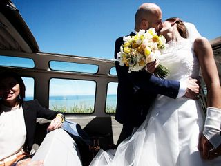 Le nozze di Anais e Andrea 1