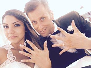 Le nozze di Dyane  e Fabio