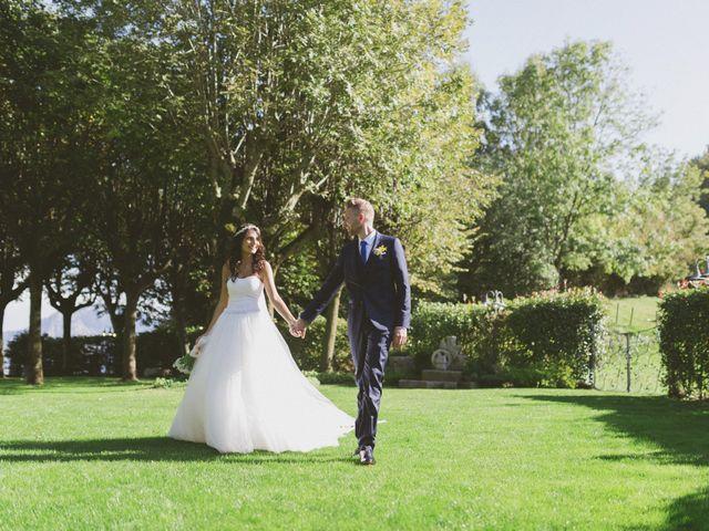 Il matrimonio di Riccardo e Romina a Cusano Milanino, Milano 2