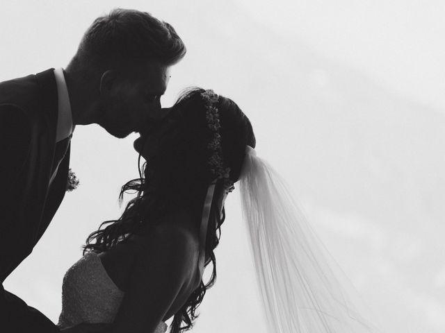 Il matrimonio di Riccardo e Romina a Cusano Milanino, Milano 1