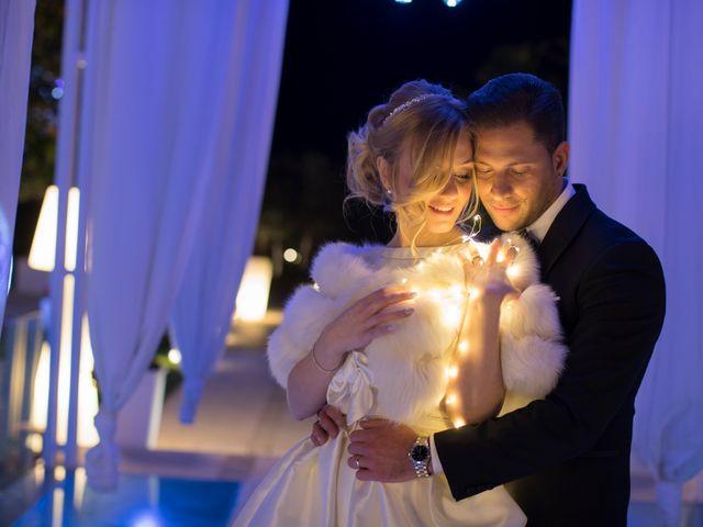 Le nozze di Ivana e Francesco