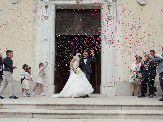 Il matrimonio di Stefano e Lucia a Lumezzane, Brescia 13