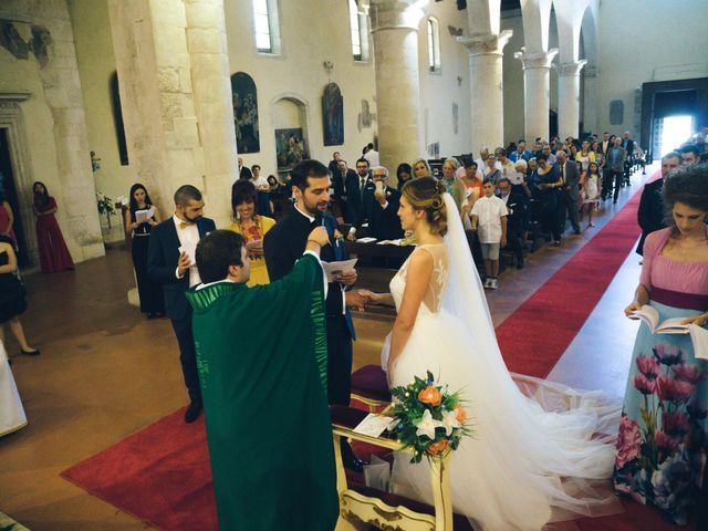 Il matrimonio di Gianluca e Antonella a Sulmona, L'Aquila 8