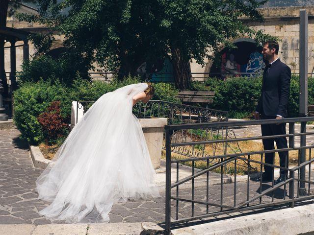 Il matrimonio di Gianluca e Antonella a Sulmona, L'Aquila 11