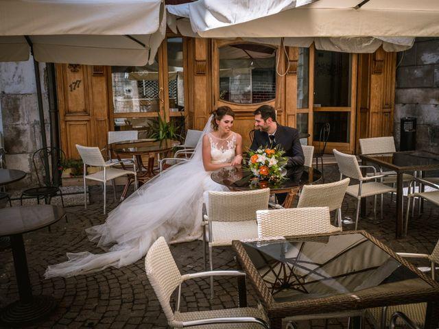 Il matrimonio di Gianluca e Antonella a Sulmona, L'Aquila 12