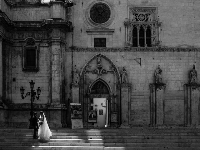 Il matrimonio di Gianluca e Antonella a Sulmona, L'Aquila 13