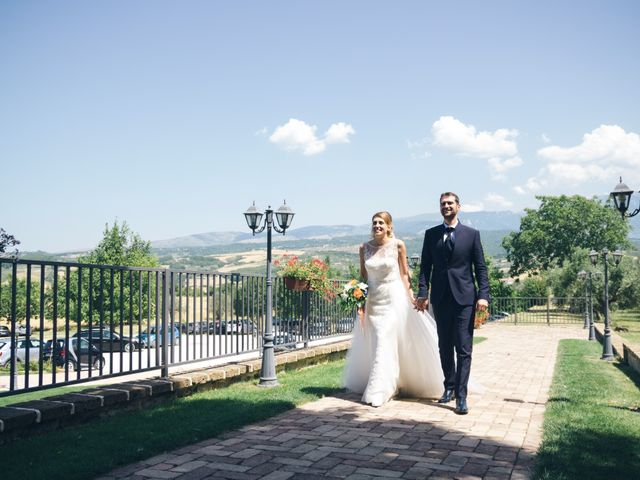 Il matrimonio di Gianluca e Antonella a Sulmona, L'Aquila 14