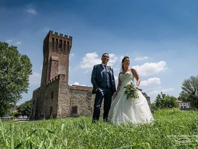 Il matrimonio di Emanuele e Ilaria a Rovolon, Padova 1