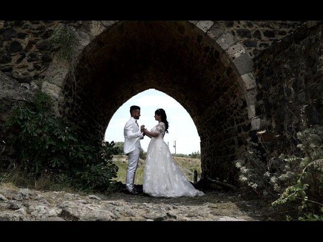 Il matrimonio di Marco  e Federica  a Trecastagni, Catania 1