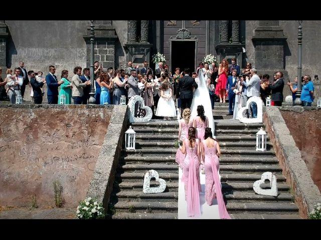 Il matrimonio di Marco  e Federica  a Trecastagni, Catania 3