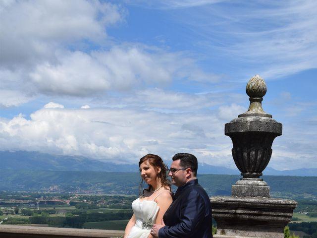 Il matrimonio di Sara e Luca a Roppolo, Biella 4