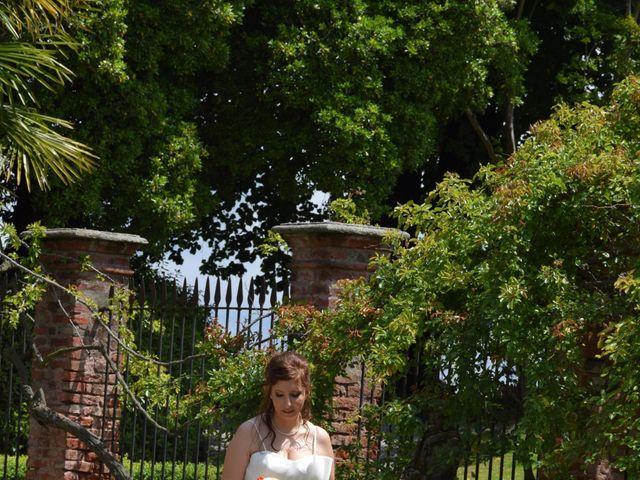 Il matrimonio di Sara e Luca a Roppolo, Biella 5