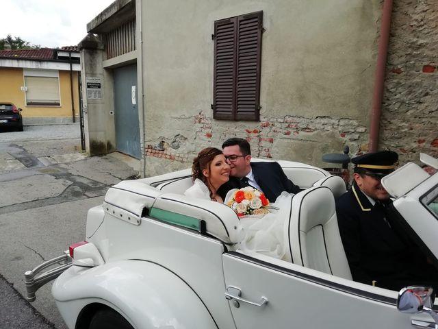 Il matrimonio di Sara e Luca a Roppolo, Biella 10