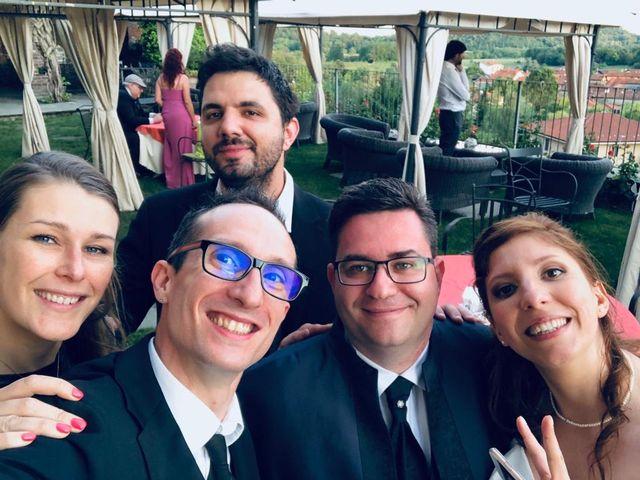 Il matrimonio di Sara e Luca a Roppolo, Biella 11