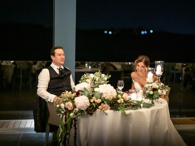 Il matrimonio di Giovanni e Silvia a Vinci, Firenze 1