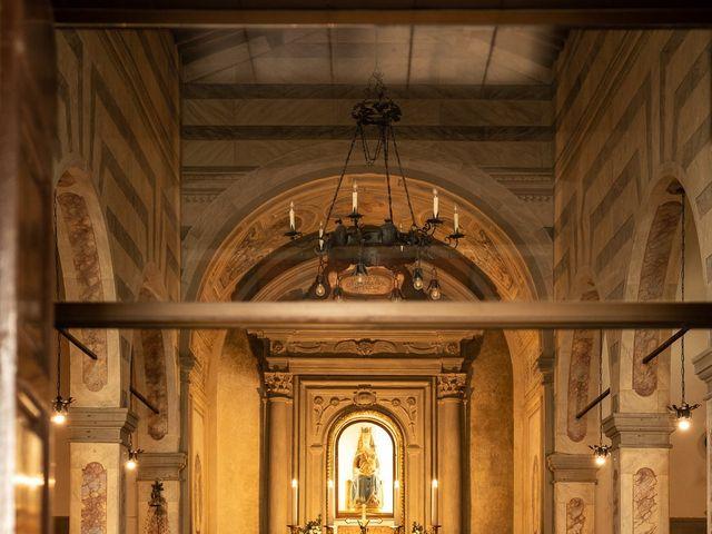Il matrimonio di Giovanni e Silvia a Vinci, Firenze 20