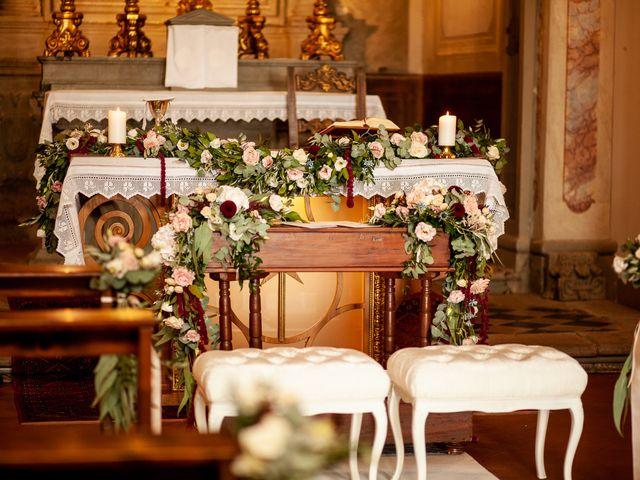 Il matrimonio di Giovanni e Silvia a Vinci, Firenze 21