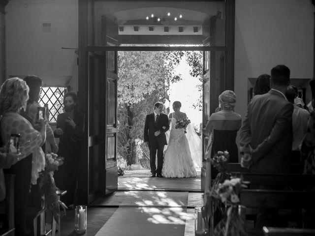 Il matrimonio di Giovanni e Silvia a Vinci, Firenze 23