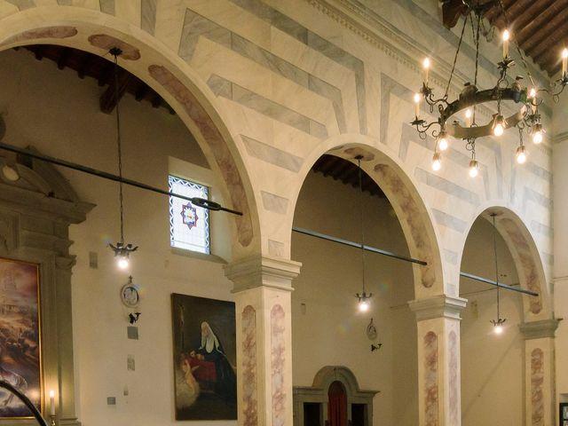 Il matrimonio di Giovanni e Silvia a Vinci, Firenze 24
