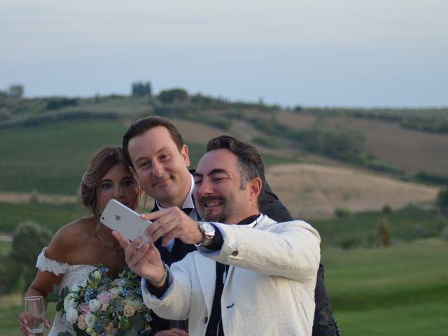 Il matrimonio di Giovanni e Silvia a Vinci, Firenze 40