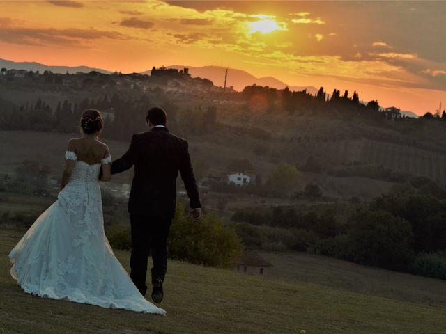 Il matrimonio di Giovanni e Silvia a Vinci, Firenze 42