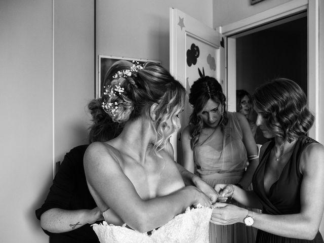 Il matrimonio di Giulia e Andrea a Molinella, Bologna 13